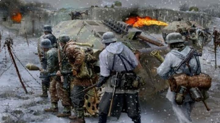 Секретный Бункер 2017 Русские Военные фильм (Tasixda)