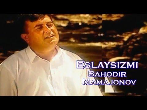 Bahodir Mamajonov  Eslaysizmi Video KLip (Tasixda)