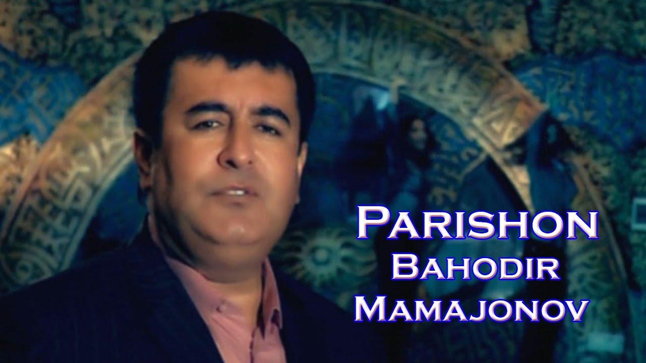 Bahodir Mamajonov  Parishon Video Klip (Tasixda)