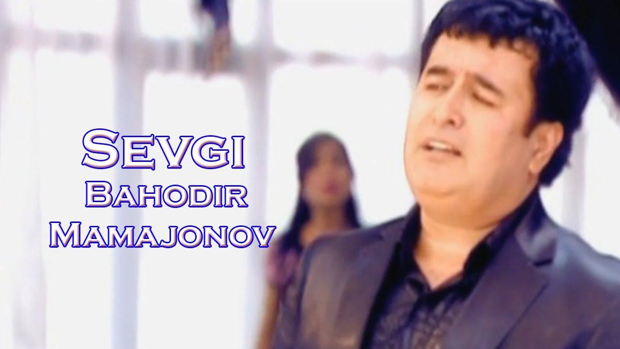 Bahodir Mamajonov  Sevgi  (Video KLip Tasixda)