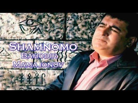 Bahodir Mamajonov  Shamnoma  (Video KLip Tasixda)