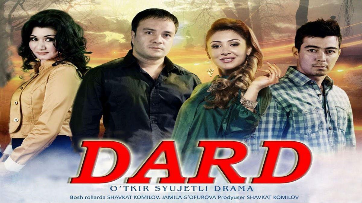Dard  O`zbek film
