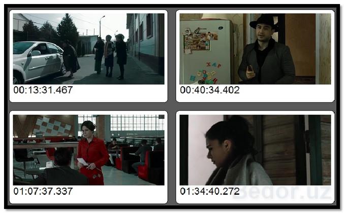 Majruh 2  yoxud Mister Amerika  O`zbek film  (Tasixda)