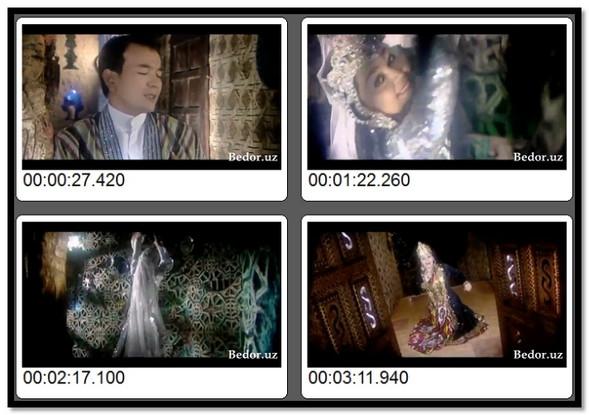 Ozodbek Nazarbekov  Yana man Video Klip (Tasixda)