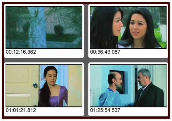 Qalb ko'zi (o'zbek film) (Tasixda)