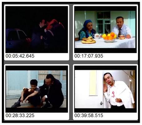 Mirzabek Xolmedov  Men ham odam qisqa metrajli film (Tasixda)
