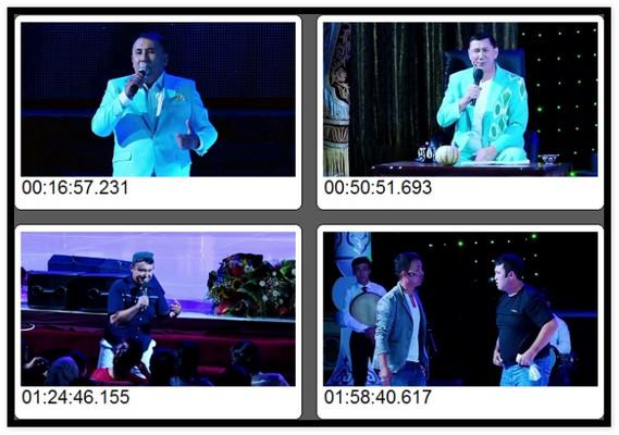 Ortiq Sultonov Ustozlar izidan Nomli konsert dasturi 2015  Tasix da Ko`rish