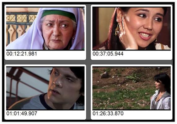 Zumrad va Qimmat  o`zbek film   Tasix da Ko`rish