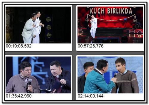 Handalak   Kuch Birlikda Nomli konsert dasturi 2018 (Tasixda Tomosha Qilish)