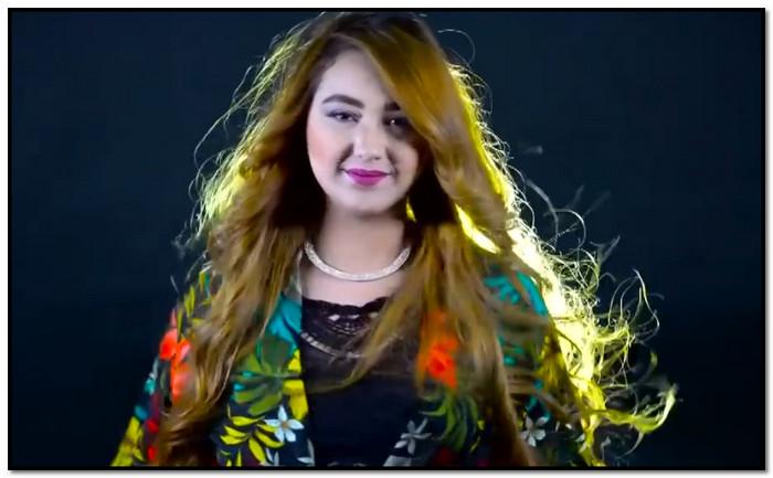 Najwa Farouk Khalouni N3ich Sharqona Klip (Tasixda)