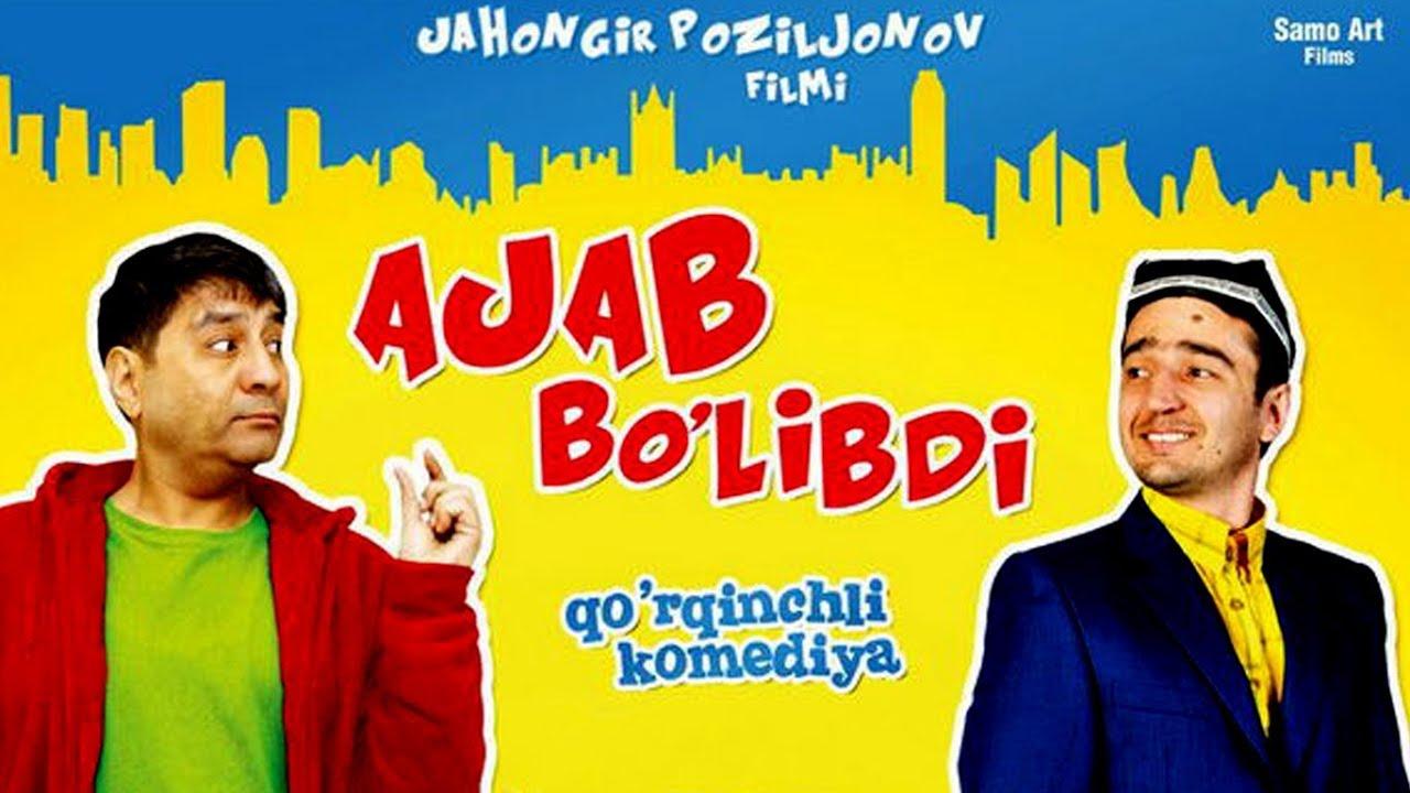 Ajab bo'libdi (o'zbek film Tasixda)