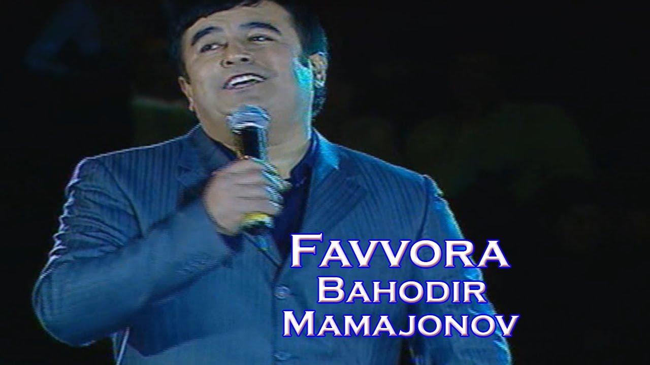 Bahodir Mamajonov  Favvora Video Klip (Tasixda)