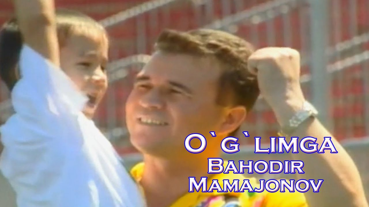 Bahodir Mamajonov  O`g`limga Video KLip (Tasixda)