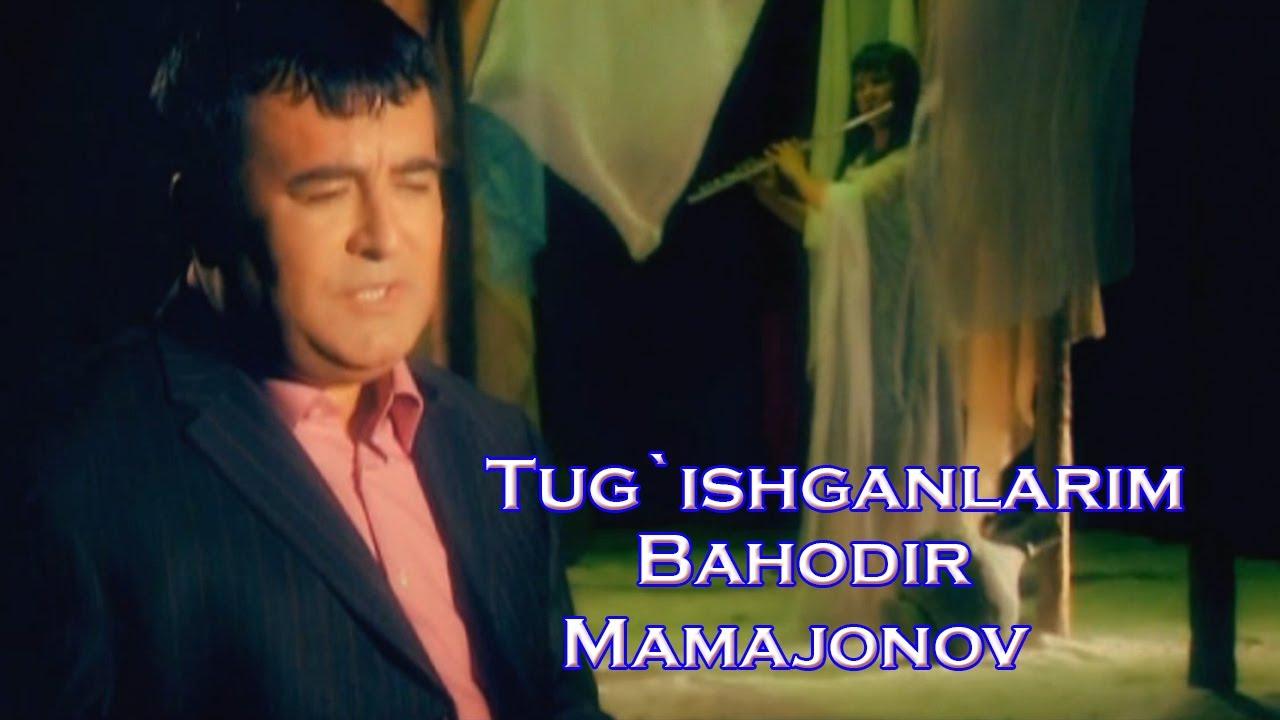 Bahodir Mamajonov  Tug`ishganlarim  (Video Klip Tasixda)