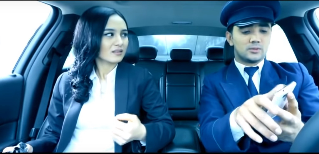 Bahrom Nazarov  Ayrildim (Video KLip Tasixda)