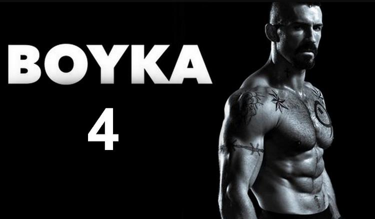 Boyka 4 — 2016 Horij Film O`zbek Tilida