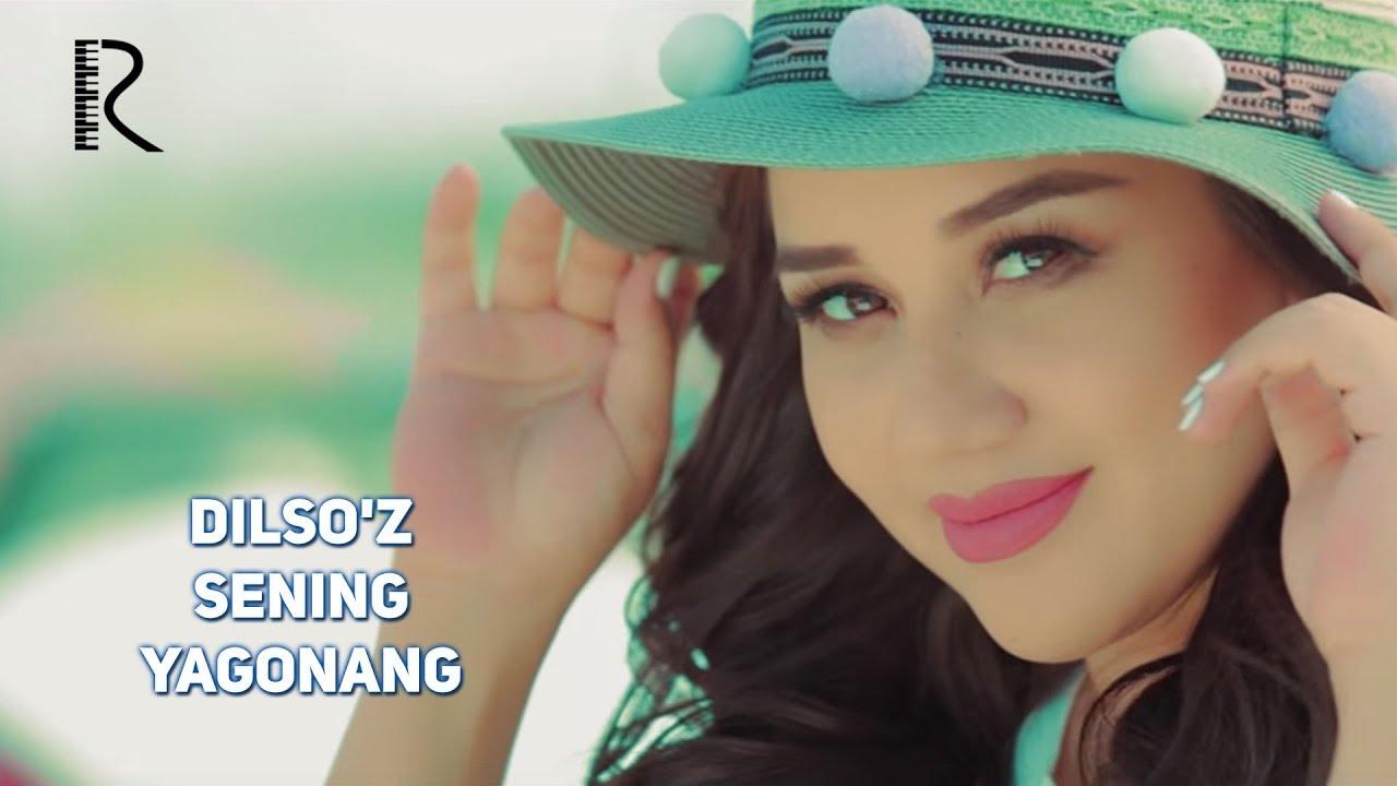 Dilso'z — Sening yagonang (Video Klip Tasixda)