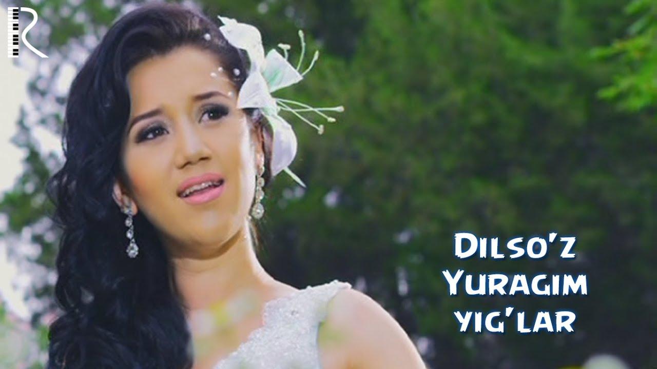 Dilso'z — Yuragim yig'lar (Video Klip Tasixda)