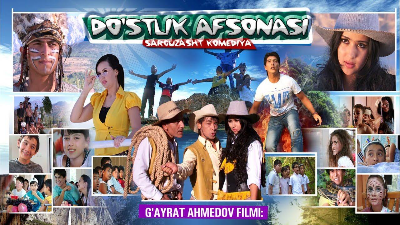 Do'stlik Afsonasi (o'zbek filmTasixda)