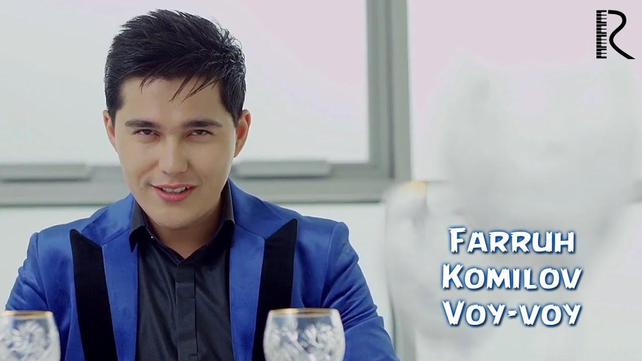Farruh Komilov — Voy-voy (Video KLip Tasixda)