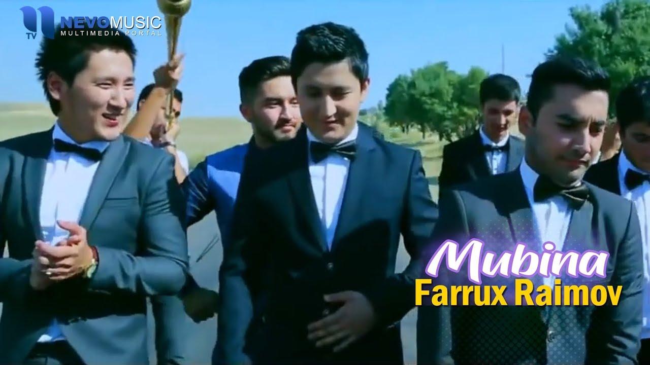 Farrux Raimov — Mubina (video Klip) Tasixda