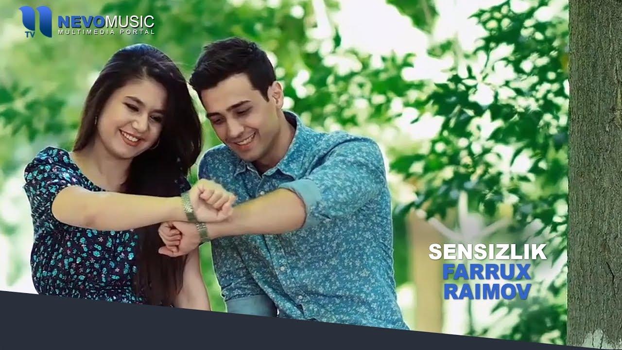Farrux Raimov — Sensizlik (Video Klip Tasixda)