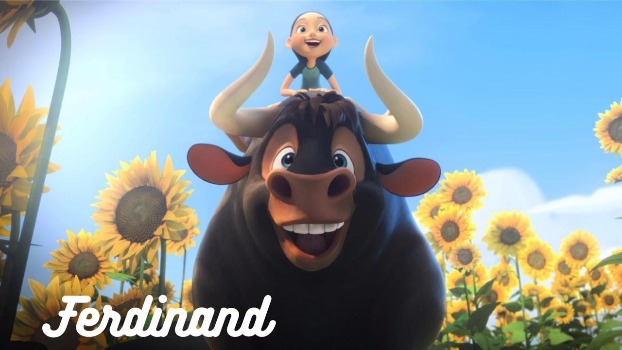 Ferdinand (O`zbek Tilida Tasixda)