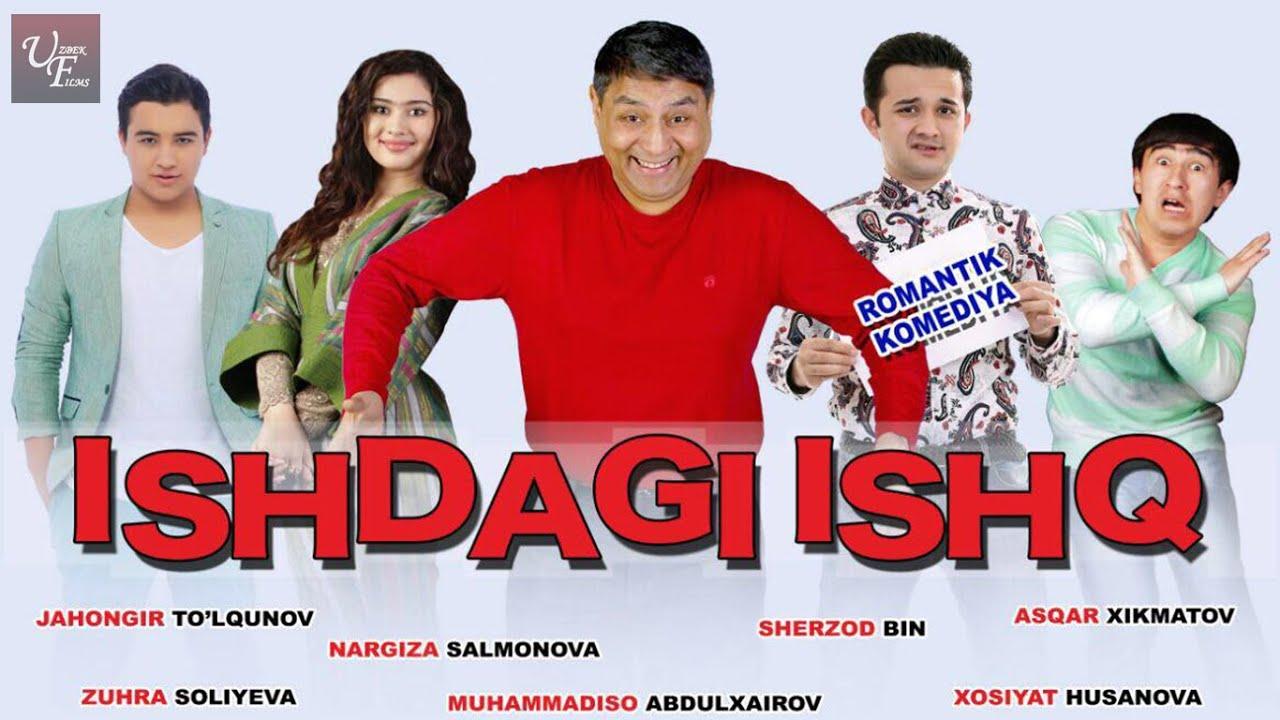 Ishdagi ishq (O'zbek film) Tasixda
