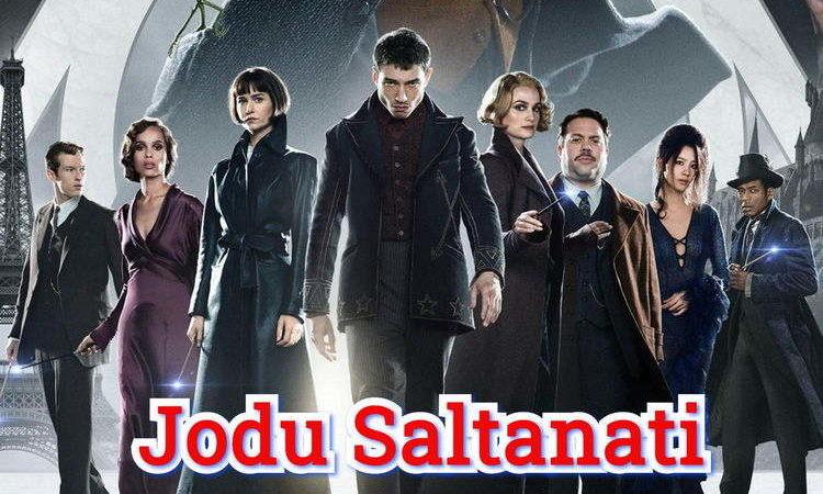 Jodu Saltanati: Grindelwaldning jinoyati —  O`zbek Tilida 2018