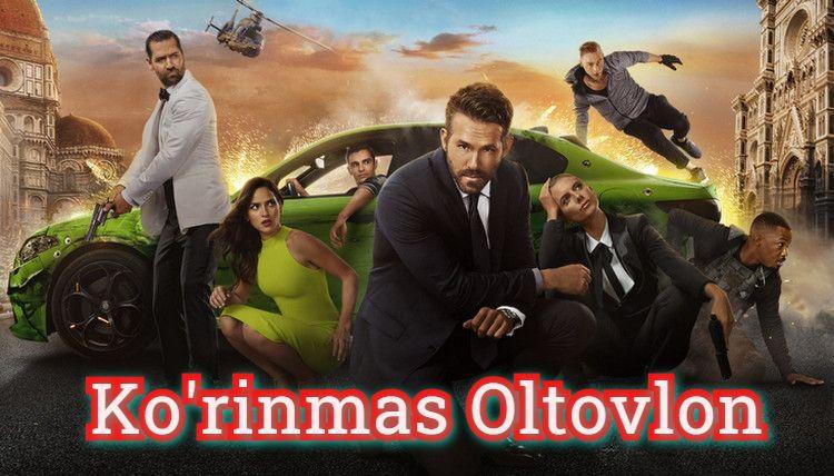 Ko'rinmas Oltovlon — Horij Film O`zbek Tilida