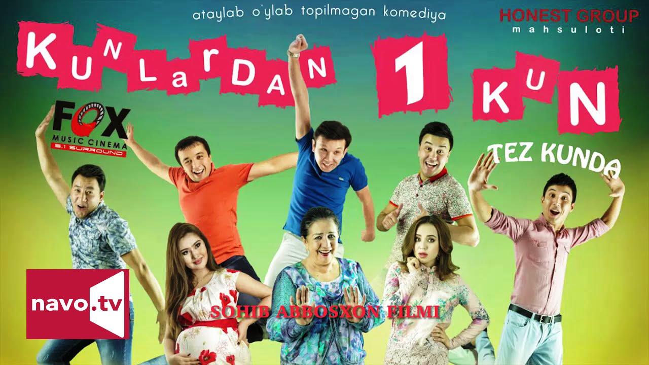 Kunlardan 1 kun (o'zbek film) Tasixda