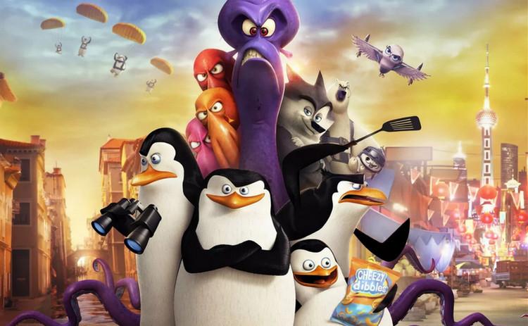 Madagaskar pingivinlari — Multfilm O`zbek Tilida