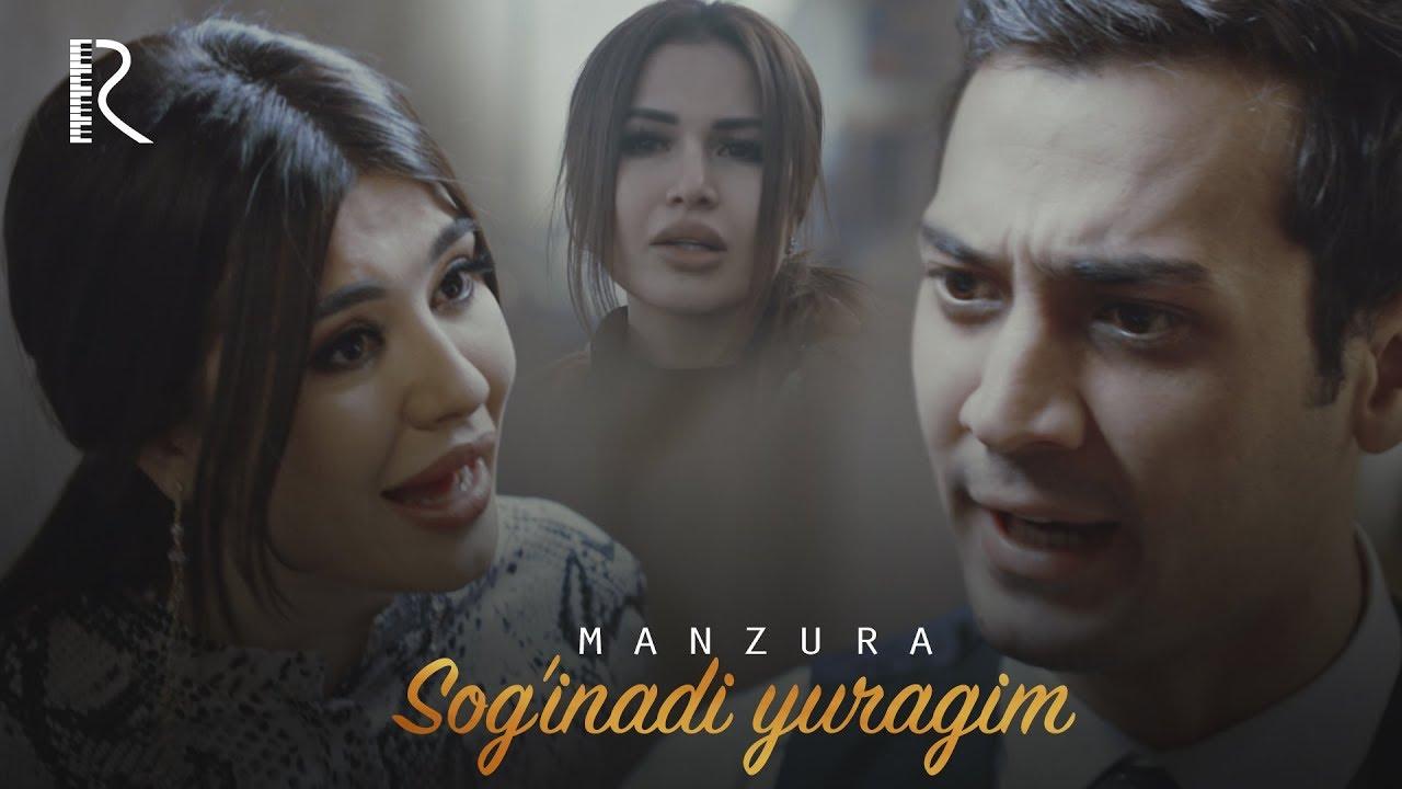 Manzura — soginadi yuragim (O`zbek Klip) Tasixda