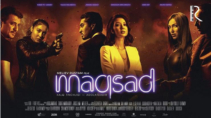 Maqsad (Ozbek film 2019  Tasixda)