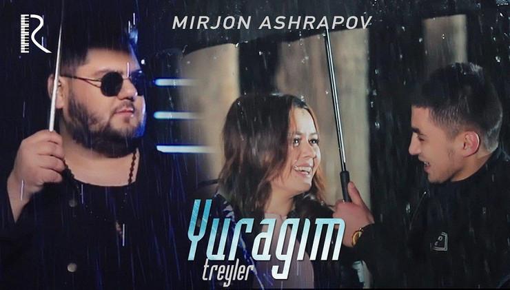 Mirjon Ashrapov  Yuragim  Video Klip (Tasixda)