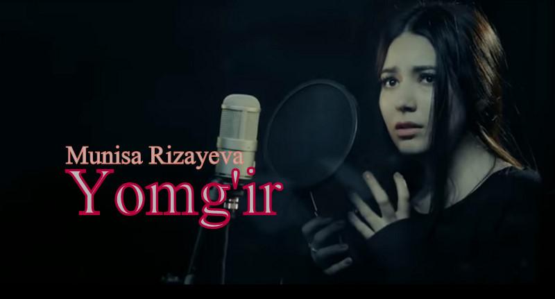 Munisa Rizayeva   Yomg'ir Video Klip (Tasixda)