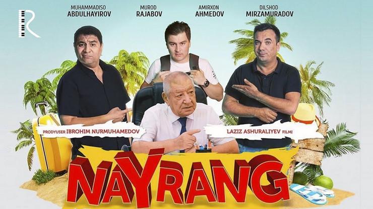 Nayrang (O'zbek film Tasixda)