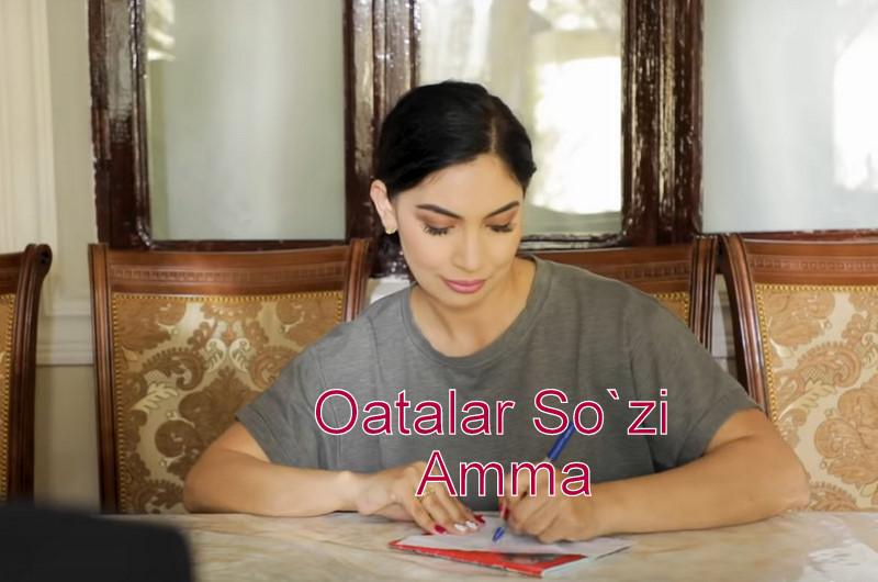 Otalar So'zi — Amma (14.04.2018) (Tasixda)