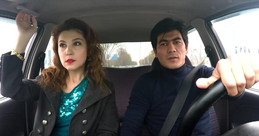 O`zbek Film — Taxi (qisqa metrajli film) Tasixda