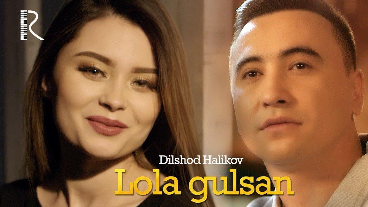 O`zbek Klip — Dilshod Halikov — Lola gulsan (Tasixda)