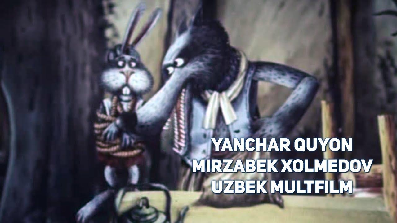 O`zbek Tilida Multfilm — Yanchar quyon  (Tasixda)