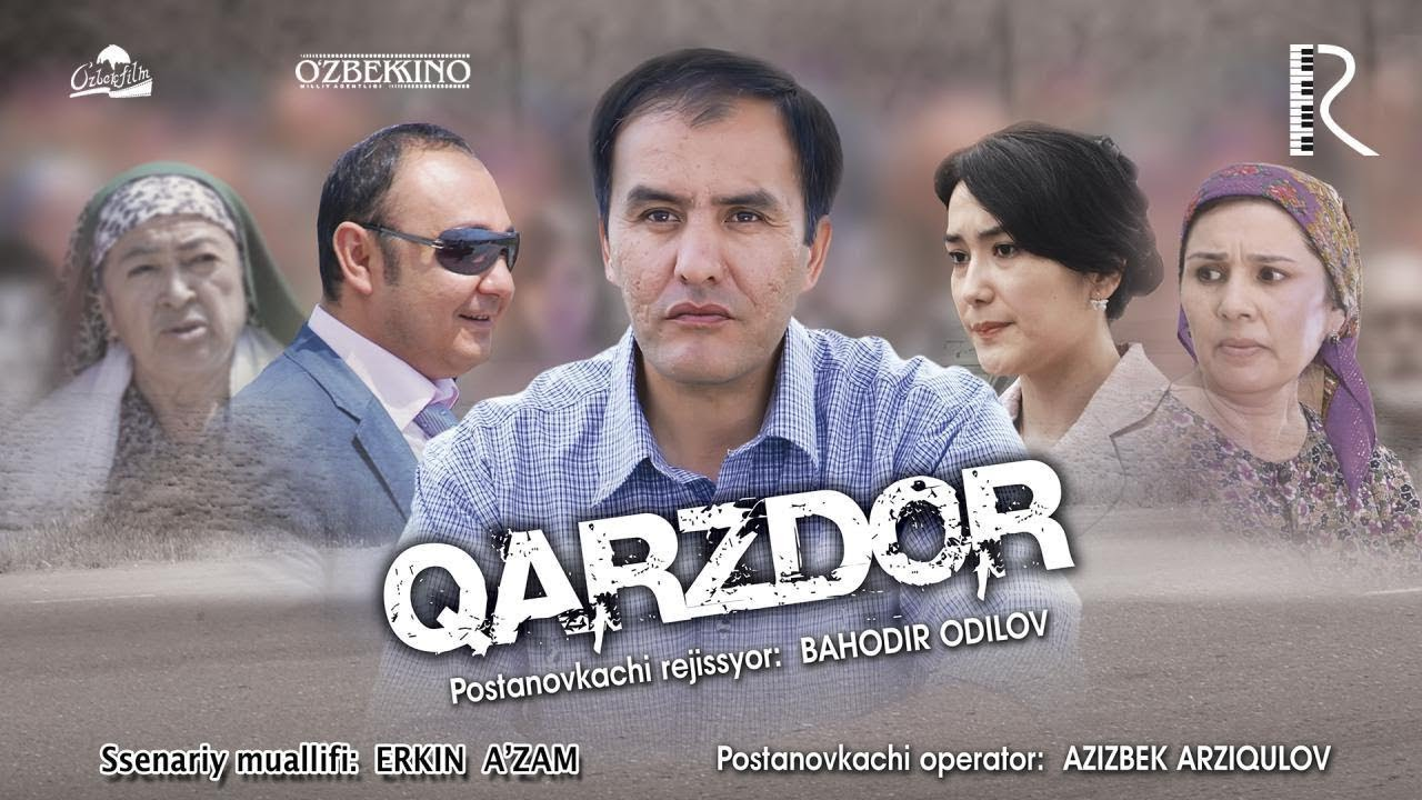 O'zbek film — Qarzdor  (Tasixda)