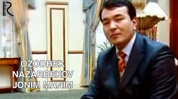 Ozodbek Nazarbekov   Jonim manim  Video Klip (Tasixda)
