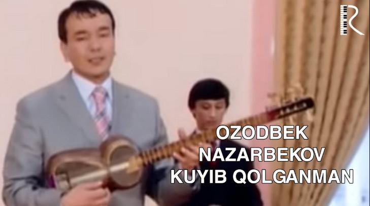 Ozodbek Nazarbekov  Kuyib Qolganman Video Klip (Tasixda)