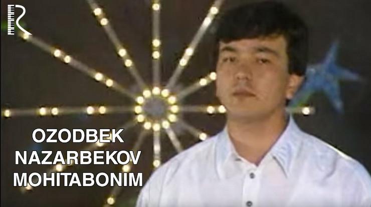 Ozodbek Nazarbekov  Mohitabonim Video Klip (Tasixda)