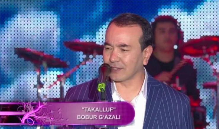 Ozodbek Nazarbekov  Takalluf  Video Klip (Tasixda)