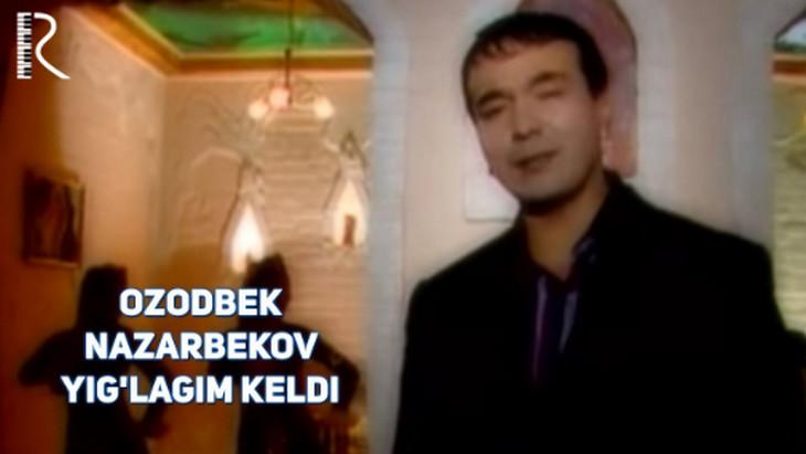 Ozodbek Nazarbekov  Yig'lagim keldi Video Klip (Tasixda)