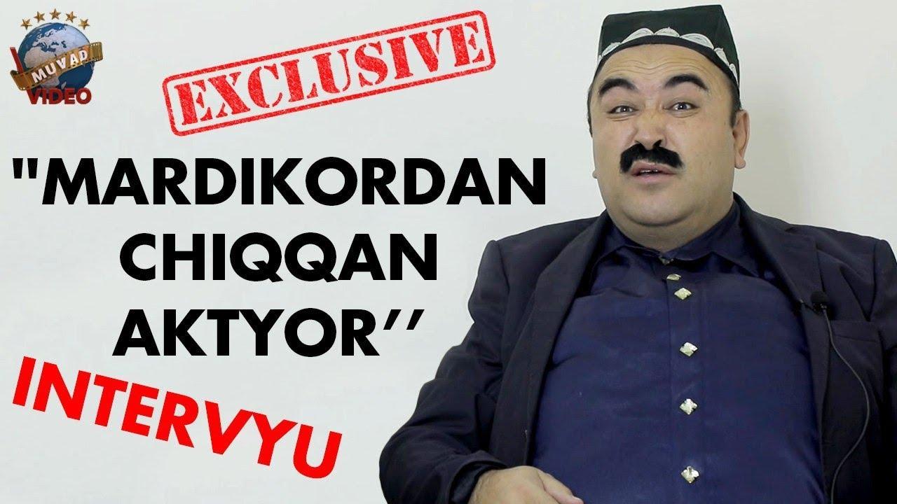 'Qalpoq' Maraymamat tog'a- Bilan 'Intervyu ' (Tasixda)