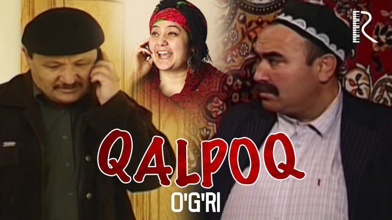 Qalpoq — O'g'ri  (hajviy ko'rsatuv) Tasixda