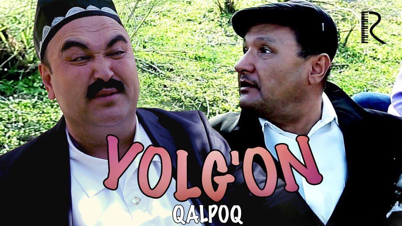 Qalpoq — Yolg'on — Калпок — Ёлгон (hajviy ko'rsatuv) Tasixda